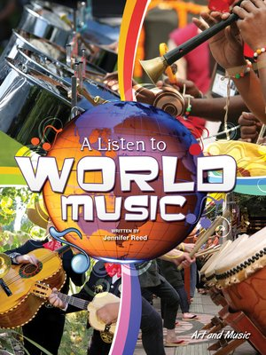 cover image of A Listen to World Music